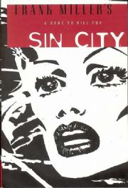 Sin City A Dame To Kill For Volume 2 Graphic Novel Trade Paperback TP by Frank Miller Dark Horse Comics